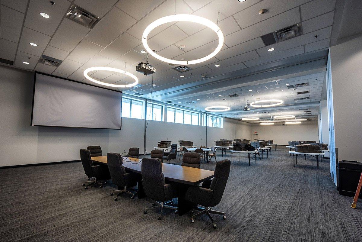 Fieldhouse Meetings Rooms